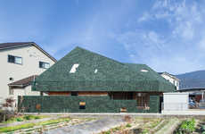 Triangulated Roof Designs
