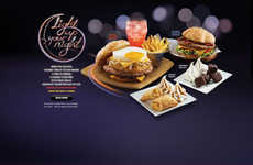 Twilight Fast-Food Menus - McDonald's Singapore Release a Late-Night Menu for Nighttime Eaters