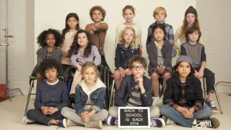Social Modeling Campaigns - GapKids' Social Media Casting Call Wants to Turn Your Kids into Models