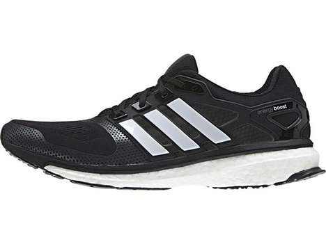 Responsive Running Shoes - The New Adidas Energy Boost Shoes Store and Return Runners' Energy