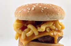 Comfort Food Burgers