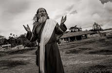 Isolated Evangelical Photos - 'The New Promised Land' Photos Show an Evangelical Community in Peru