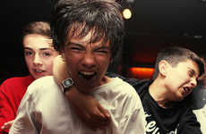 Teenage Mosh Pit Photos - Emily Stein's Photographs Capture Teenagers Moshing About