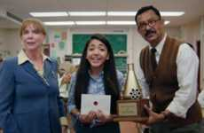 Musical Back-to-School Ads - Old Navy's Back to School Commercial Triumphs Self-Doubt with Song