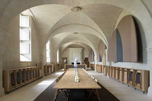 The Fontevraud Abbey is Rich with History