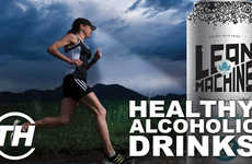 Healthy Alcoholic Drinks - Trend Hunter's Courtney Scharf Discusses Health-Conscious Alcohol