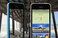 Spherical Photo Apps - The Google Photo Sphere Camera App Lets You Take 360 Pictures
