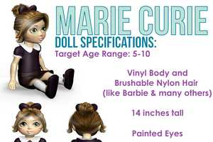 The Miss Possible Doll Toys for Girls Feature Enpowering Role Models