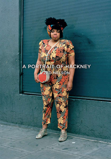 Gentrifying Neighborhood Photography - A Portrait of Hackney Represents a Cultural Melting Pot