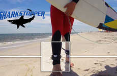 Acoustic Shark Repellents - Don't Fear Going into the Water with the SharkStopper