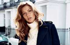 60 Seductive Gisele Bundchen Features - From Safaro-Themed Supermodel Captures to Luxe Parisian Ads