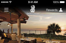 On-Demand Hotel Apps - The Ritz-Carlton Hotels & Resorts Mobile Hotel App Redefines Luxury Service