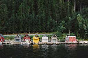 Photographer Mark Weinberg Captures the Romance of Norway
