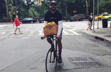 Spontaneous Picnic Services - Lay's Partners with Uber for a Potato Chip Delivery Promotion in NYC