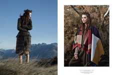 Nomadic Mountainside Editorials