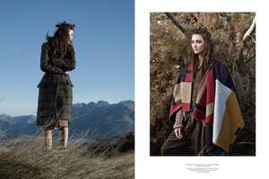 The Russh Don't Wait Up Photoshoot Features Wandering Looks
