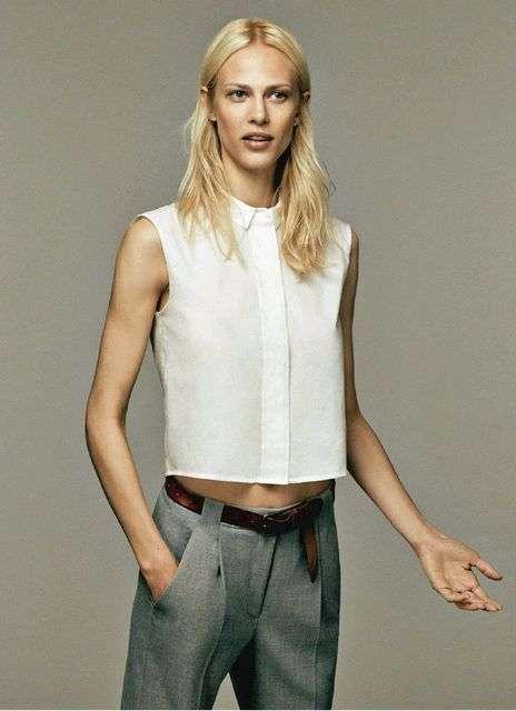 Masculine Parisian Editorials - The S Moda August 2014 Damon Baker Photoshoot Features Menswear