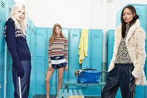 The Latest ZARA TRF Line Focuses on Back to School Fashion