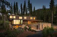 Monumental Mountainside Retreats