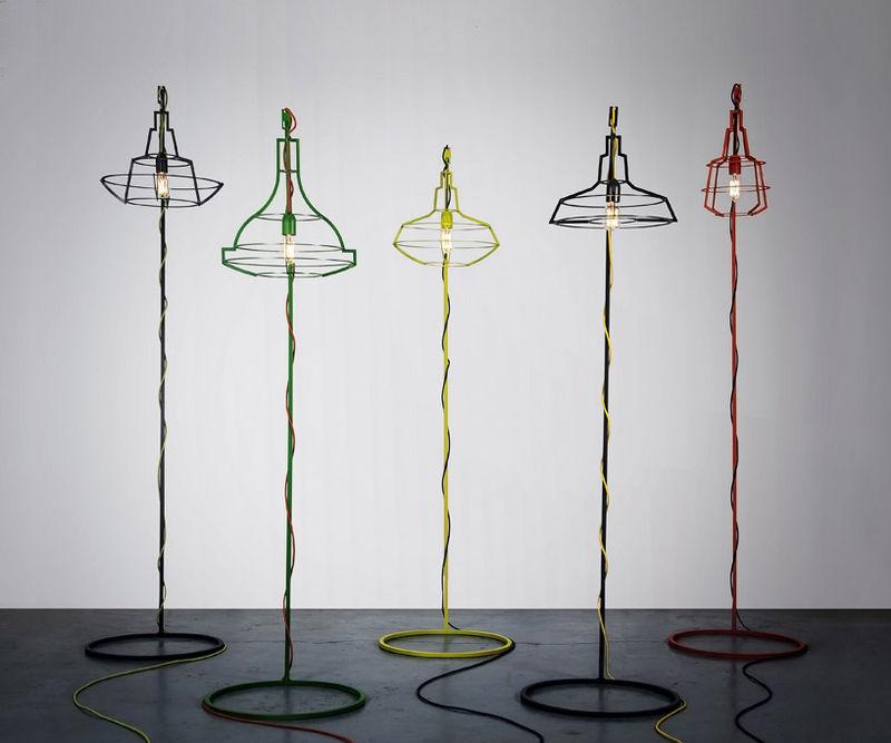 Minimalist Industrial Lighting