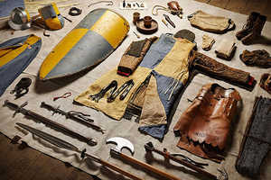 Thom Atkinson Collects the Military Kits of Various Wars