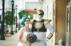 Nostalgic Nerd Weddings