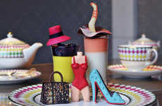 Designer Tea Parties - The Berkeley Hotel London is Offering Jimmy Choo-Themed Tea Events