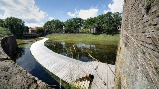 Floating Bridges