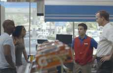 Sweat-Inducing Pranks - Gatorage's 'Sweat It to Get It' Prank Features Peyton Manning