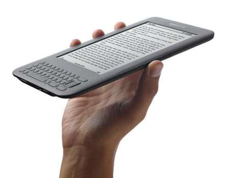38 E-Reader Innovations - These Examples Show Impressive Advancements to E-Reading Technology
