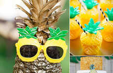 Festive Pineapple Parties