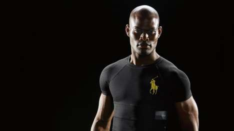 Workout-Monitoring Sportswear - The Ralph Lauren Polo Tech Shirt Monitors Physiological Info