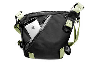 The Bolstr Bag Has Lots of Pockets and Slots for All Your Guy Stuff