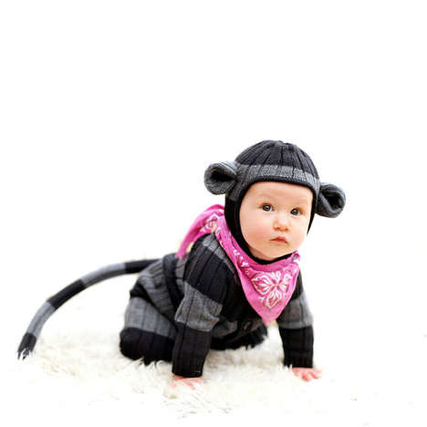 Infant Monkey Costumes - Dress Your Baby Up as a Cute Primate With These Monkey Suits