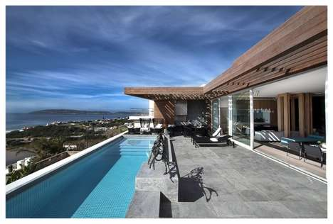 Panoramic Coastal Homes - Greg Wright Architects Designed a Beach House with Impeccable Views