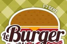 National Burger Battles - 'La Burger Week' is a Quest to Find the Best Burger in Canada