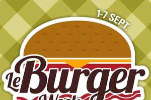 'La Burger Week' is a Quest to Find the Best Burger in Canada
