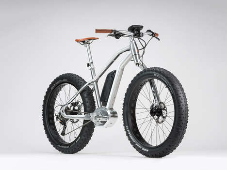 Tech-Specific Bike Collections - M.A.S.S. Offers Four Designs for Varying Conditions
