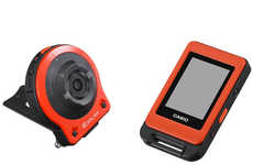 Detachable Sectioned Cameras - The EXILIM EX-FR10 by Casio Comes in Two Parts