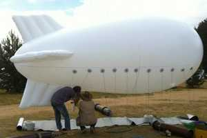 The Air Hydroelectric Station Will Generate Power From Clouds