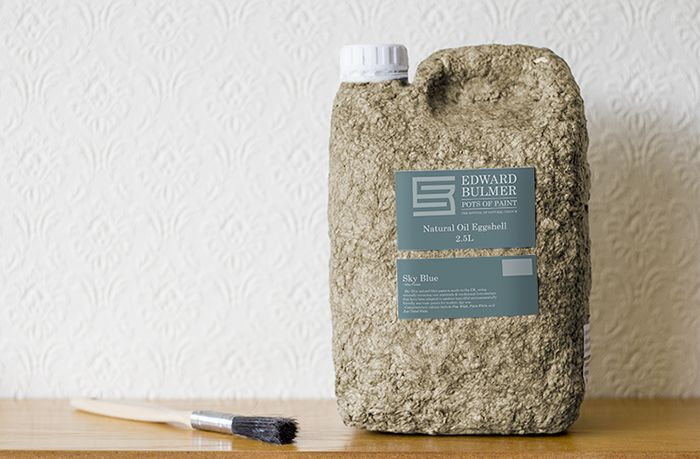 Sustainable Paint Packaging