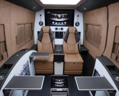 Opulent Business Vans