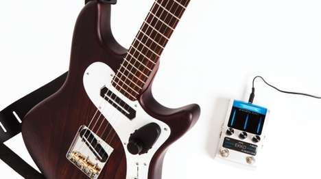 Wireless Guitar Pedals - Aalbert Audio is Developing the World's First Wireless Guitar Pedal