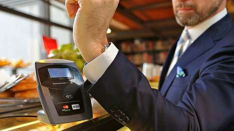 22 Point-of-Sale Innovations - From Digital Tip Jars to Biometric Buying Systems