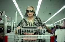 Gangster Granny Ads - Kmart's 'Pay in Store' Commercial Shows How to Shop Like a Boss