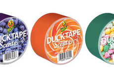 Scented Duct Tape - Duck Brand's Scented Duct Tape Makes Your Repair Jobs Smell Great