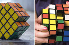 X-Shaped Rubik's Cubes - The X-Cube Was Created By Some Very Sadistic Individual
