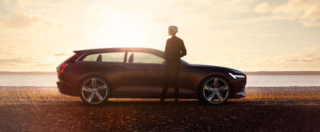 35 Volvo Innovations - From Sleek Swedish Concept Cars to Action Hero Auto Ads
