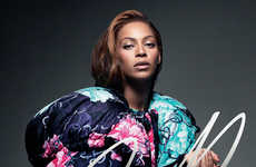 Couture-Clad Celeb Covers - CR Fashion Book's Fifth Edition Features Pop Icon Beyonce