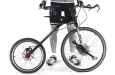 Transforming Bicycles - The MC2 Transforming Bike Can Be Configured in Eight Different Ways